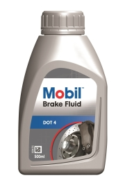 Mobil brake fluid Dot4 0,5L