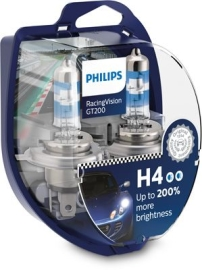 Philips Racingvision GT200 H4