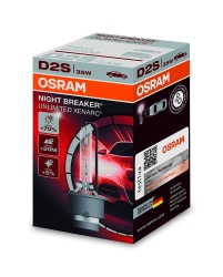 Osram D2S Night Breaker UNLIMITED +70%