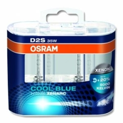 Osram D2S Cool Blue Intense Xenarc 2stk