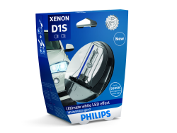 Philips D1S Xenon WhiteVision II 1stk.