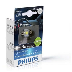Philips Festoon X-tremeVision LED 30mm