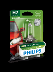 Philips Longlife EcoVision H7 1stk