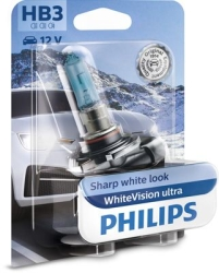 Philips Whitevision Ultra HB3 1stk