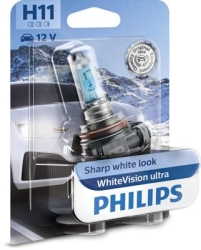 Philips Whitevision Ultra H11 1stk