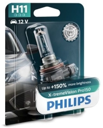 Philips X-tremeVision Pro150 H11 1stk