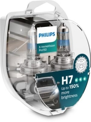 Philips X-tremeVision Pro150 H7 2stk