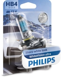 Philips Whitevision Ultra HB4 1stk
